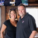 two owners of Dry Dock 28 Restaurant Ocean City MD