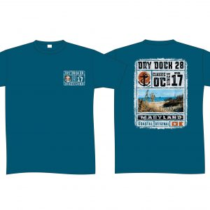 Nautical T Shirt OCMD Dry Dock 28