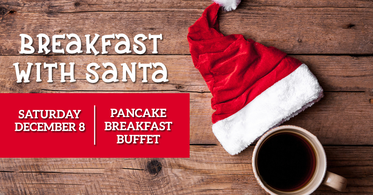 Breakfast with Santa Event 2018